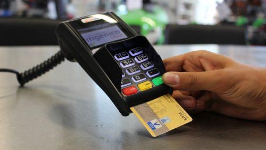 Kartenzahlung in Crussow